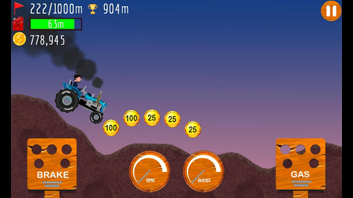 Car Racing : Hill Racing 1.1 screenshots 8