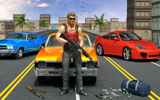 Foto do San Andreas Grand Gangster Shooter