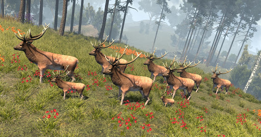 Archery Deer Hunter 2019 - Wild Deer Hunting Games 1.0 de.gamequotes.net 4