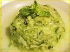 Russ's Cucumber Salad Mold Recipe
