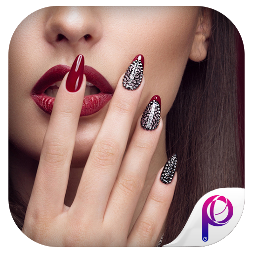 Beauty Nails Design Photo Editor - Makeup Salon