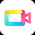 Selfie vídeo maker-Beleza cam icon