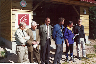 Photo: inauguration le 18 septembre 1999