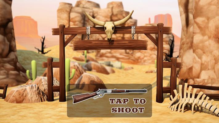 Sheriff VR - Cardboard- screenshot