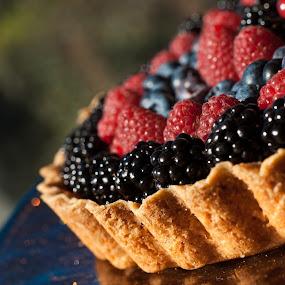 Crostata ai frutti di bosco by Mariateresa Toledo - Food & Drink Candy & Dessert ( cake, handmade, crostata,  )