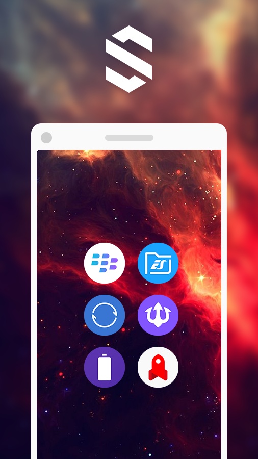 S8/Note 8 Pixel - Icon Pack- screenshot