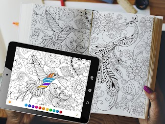 InColor - Coloring Books 2018 APK screenshot thumbnail 10