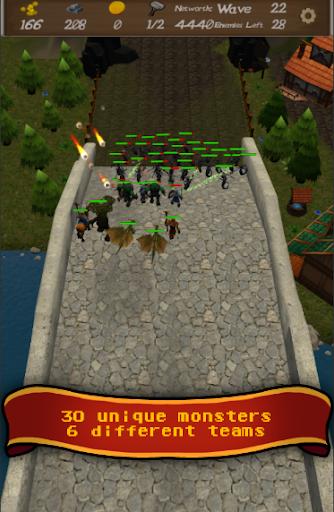 Télécharger Legions TD apk mod screenshots 3
