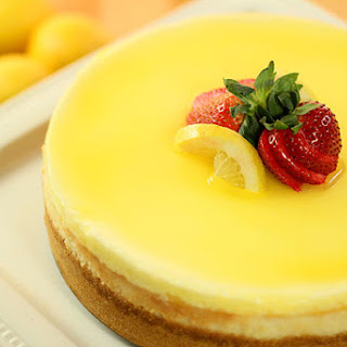Lemon Cheesecake.