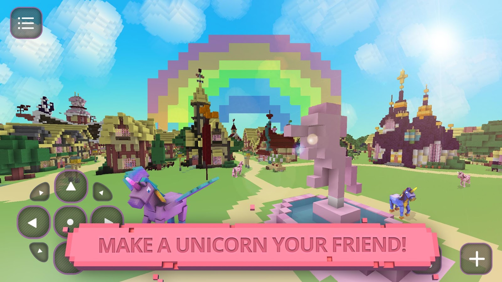 Unicorn Girl Craft Exploration- screenshot
