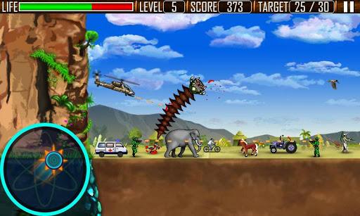 Wormu2019s City Attack Game 1.1 screenshots 3