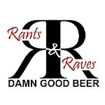 Logo for Rants & Raves Brewery