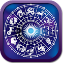 Horoscopes and zodiac signs icon