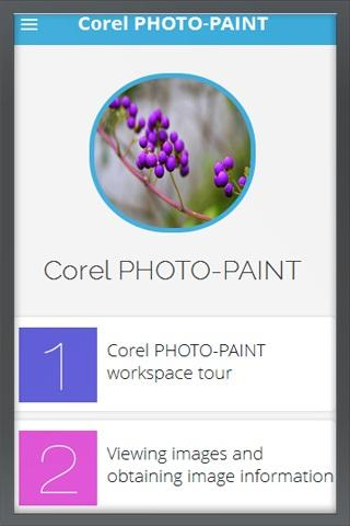 Learn Corel Photo Paint