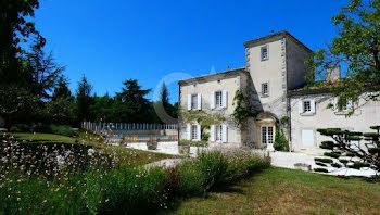 manoir à Mortagne-sur-Gironde (17)