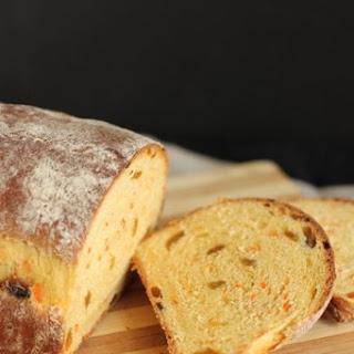 Carrot Raisin Bread Recipes