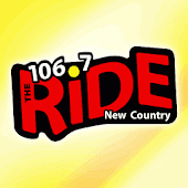 106.7 The Ride KHLR-FM