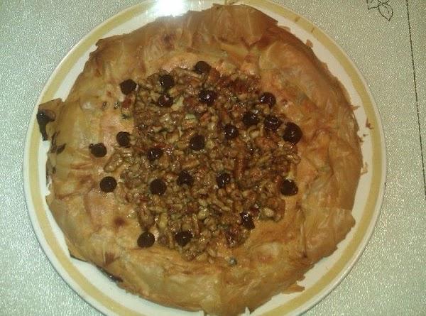 Fiadone Di Ricotta (italian Ricotta Cheesecake) Recipe