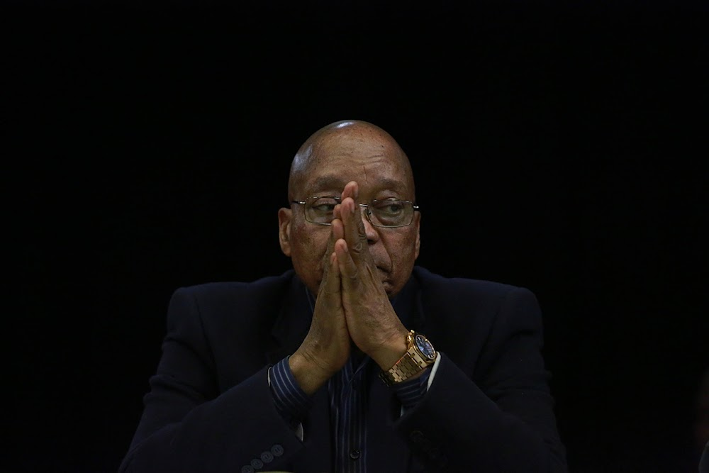Parliamentary boo-boo: Jacob Zuma is too sick for Sona after all - TimesLIVE