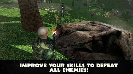 Jungle Commando 3D: Shooter 1.5 screenshot 640975