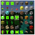 Too many items mod for mcpe icon
