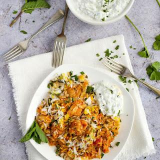 Chicken Biryani Accompaniments Recipes.