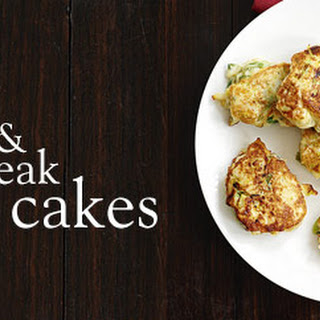 Bubble And Squeak Cakes.