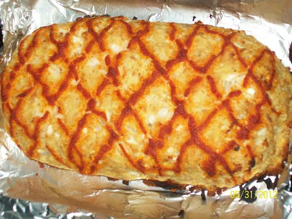 Salmon Loaf With Roasted Garlic Recipe