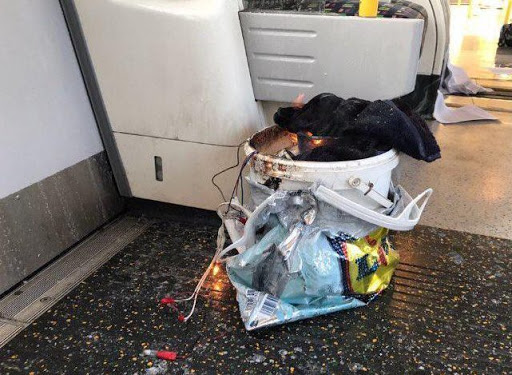 London: Terrorist fireball on subway causes chaos, severe burns