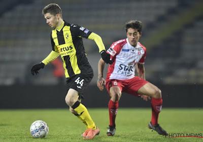 Wolke Janssens start na uitleenbeurt aan Lierse de voorbereiding van het seizoen bij STVV