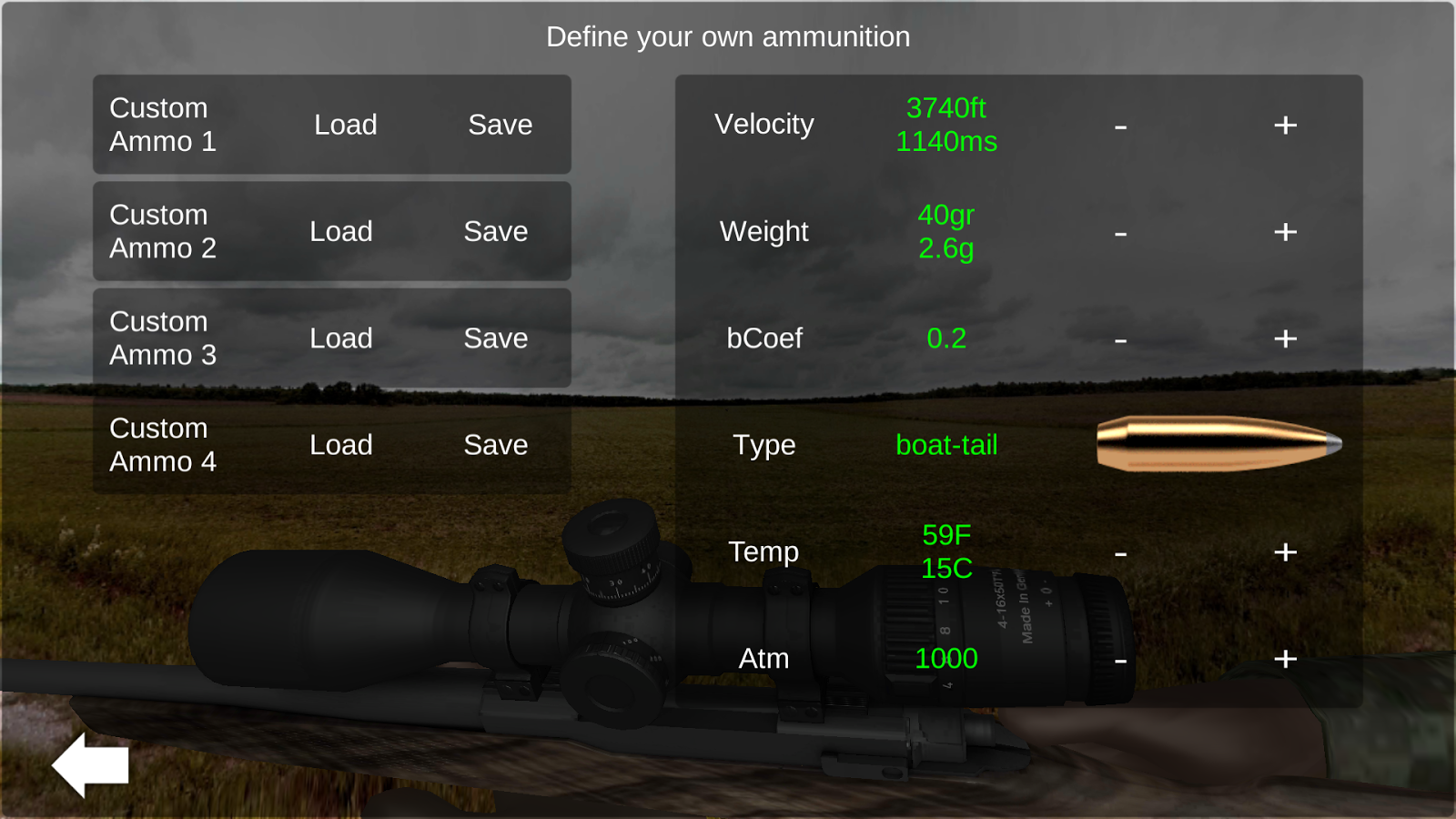Hunting Simulator- screenshot