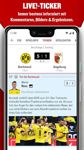 kicker Fußball News 6.6.0 screenshots 2