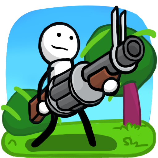 One Gun: Stickman  hack