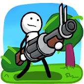 One Gun: Stickman