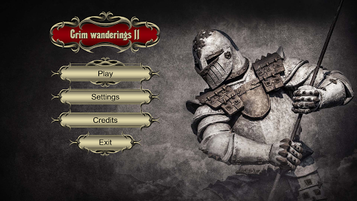 Grim wanderings 2: Strategic turn-based rpg apkpoly screenshots 1