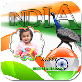 Happy Republic Day PhotoFrames