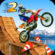 Tricky Bike Trail Stunt 2