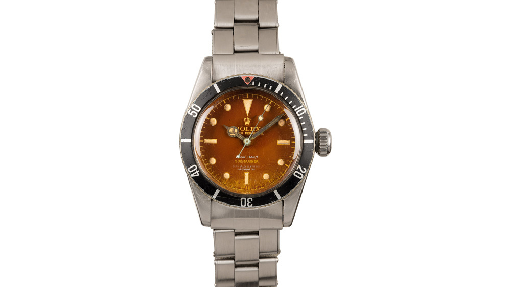 "Rolex Submariner 6538 ""James Bond"""