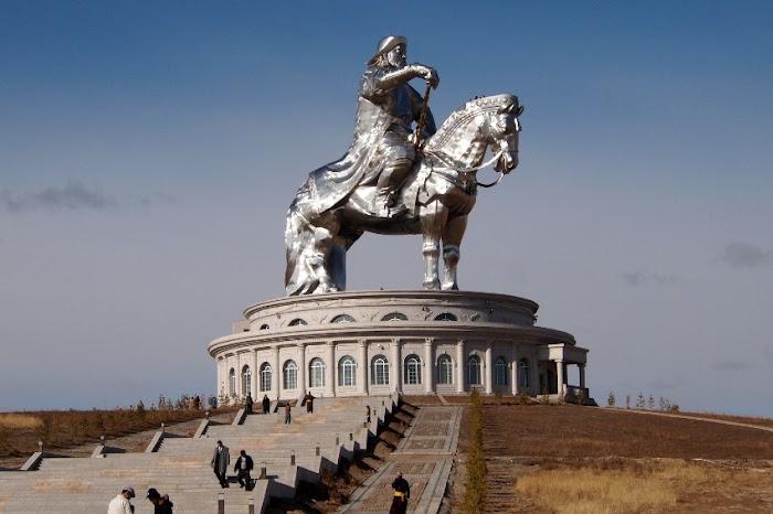 Moğolistan - Gorkhi-Terelj