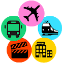 Online Ticket Bookings icon