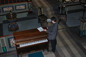 """Photo: Aure kyrkje, """"Operakvelden"""",26. november 2008"""