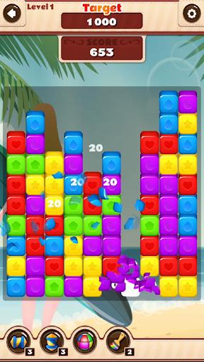 Télécharger Gratuit POP Block Puzzle APK MOD (Astuce) screenshots 1