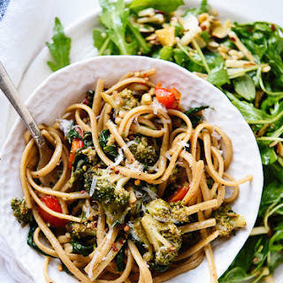 Broccoli Red Bell Pepper Pasta Recipes