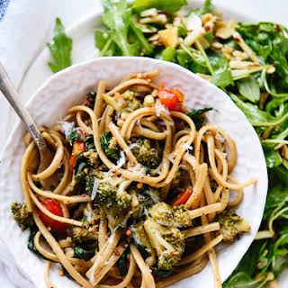 Broccoli And Spinach Pasta Recipes.