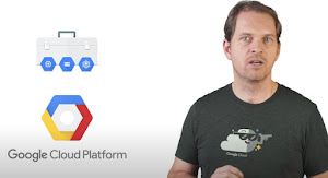 Video Google Cloud Essentials yang menjelaskan Cloud SDK, command line gcloud, dan Cloud Shell.