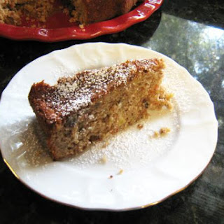 Zucchini Carrot Cake.  Diana Rattray