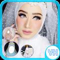 Hijab Beautiful Wedding Photo Frames