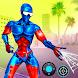 スパイダーバッターヒーロー:本当の犯罪都市のギャングスター