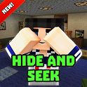 hide and seek for mcpe icon