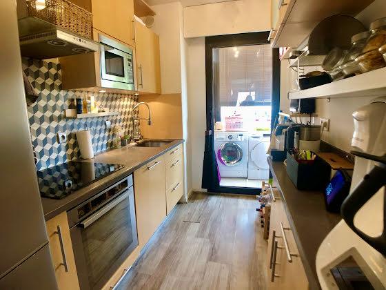 Vente appartement 4 pièces 85,58 m2